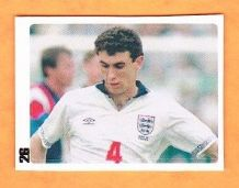 England Martin Keown Arsenal 26